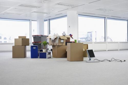 Mutari firme / sedii birouri